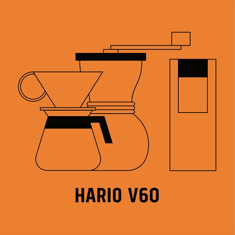 Hario V60 Pack