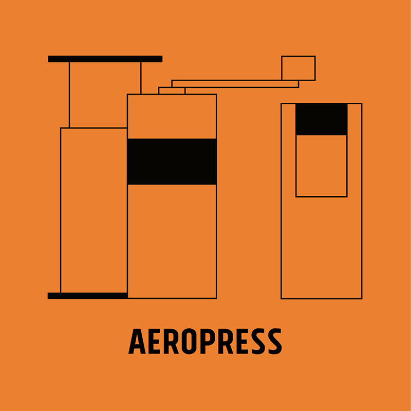Aeropress Pack