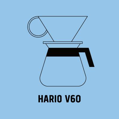 Hario V60 All in one kit