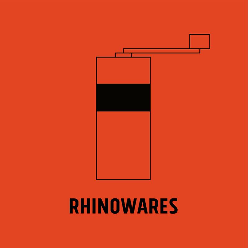 Rhinowares Hand Grinder