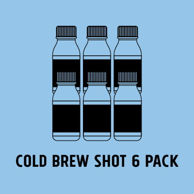 Cold Brew Shot 6x Pack