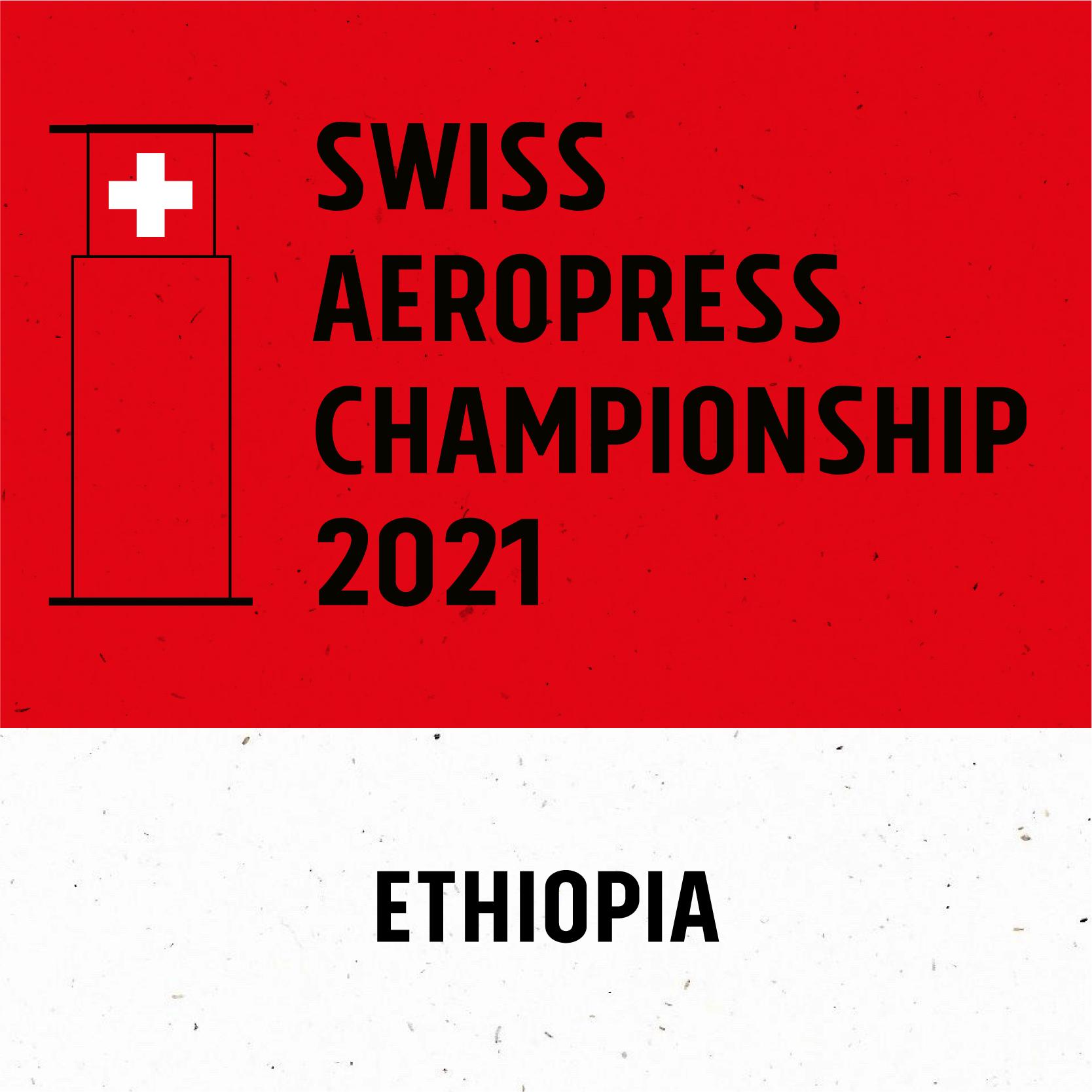 Swiss Aeropress Championship 2021